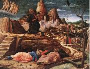 Agony in the Garden dth MANTEGNA, Andrea