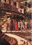 Agony in the Garden (detail) sg MANTEGNA, Andrea