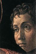 The Madonna of the Cherubim sg MANTEGNA, Andrea