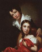 Michael Angelo and Emma Clara Peale Rembrandt Peale