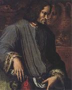 Giorgio vasari,Portrait of Lorenzo the Magnificent Botticelli