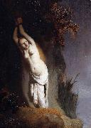 Andromeda Chained to the Rocks Rembrandt Peale