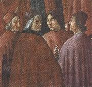 Domenico Ghirlandaio,Stories of john the (mk36) Botticelli