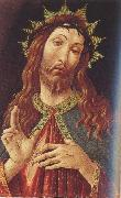 Ecco Homo or The Redeemer (mk39) Botticelli