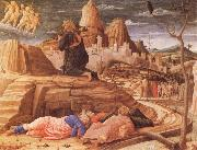 Agony in the Garden MANTEGNA, Andrea