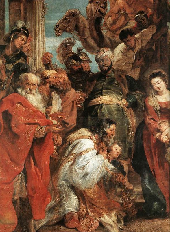 iconographical analysis di nardo adoration of