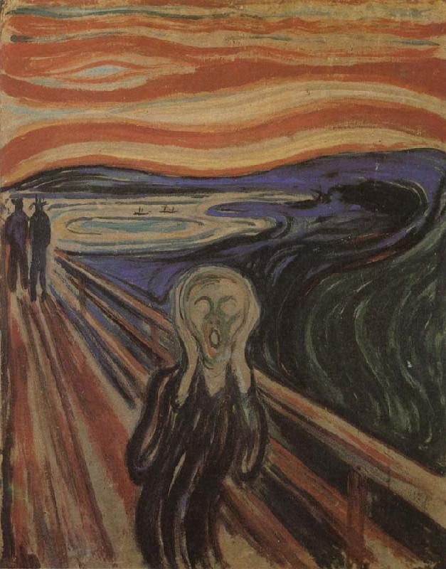 how did edvard munch attempt to visualize For christian munch, who was struggling to pay the expenses of his son's education, edvard's association with dubious companions was a source of anguish edvard, too, was torn though he lacked his father's faith in god, he had nonetheless inherited his sense of guilt.