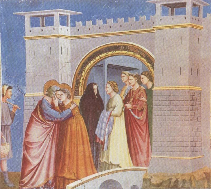 Sandro Botticelli Museum: Meeting at the Golden Gate ...  Sandro Botticel...