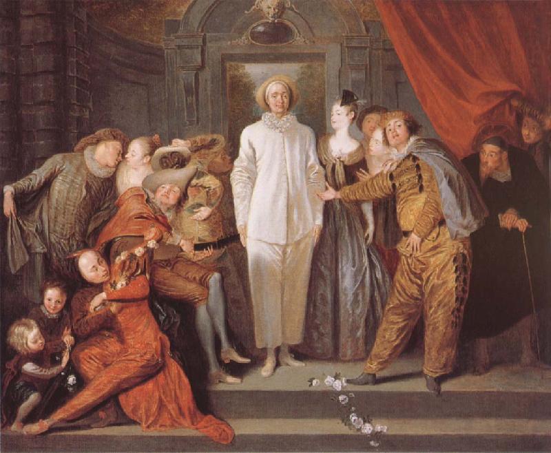 the origin and history of commedia delarte